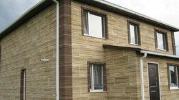 Фасадные панели - Фасадные термопанели, гибкий камень, 0