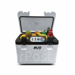 Аксессуары для салона - Автомобильный холодильник AVS CC-19WBC 19л…, 0
