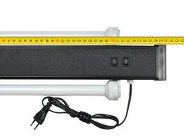 Оборудование для аквариумов и террариумов - Светильник для аквариума 120 см с лампами Т8 (G13), 0