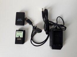 Батарейки - Набор 5в1 Play&Charge Kit Х-BOX 360, 0