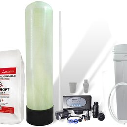 Фильтры для воды и комплектующие - Умягчитель, 0