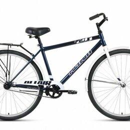 """Велосипеды - Городской велосипед ALTAIR City high 28 темно-синий/серый 19"""" рама, 0"""