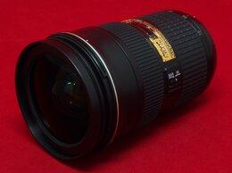 Объективы - Nikon 24-70mm f/2.8G ED AF-S Nikkor (гарантия,…, 0