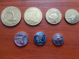 Монеты - ДАГЕСТАН  набор из 7-ми монет 2012 г., 0