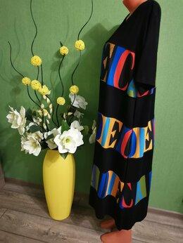 Платья - Платья больших размеров. Новые, 0