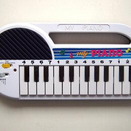 Детские музыкальные инструменты - Пианино детское «My Piano». , 0