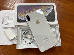 Мобильные телефоны - Apple iPhone XS Max 256GB Silver как новый, гарант, 0