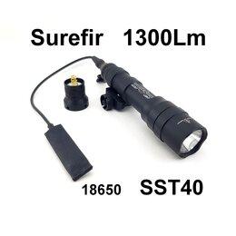 Аксессуары и комплектующие - Подствольный фонарь с выносной кнопкой Surefir, 0