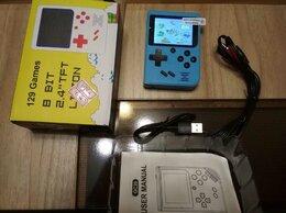 Игровые приставки - Портативная денди dendy 129 игр новая в коробке, 0