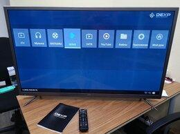 Телевизоры - Телевизор с цифровым тюнером и Smart TV, 0