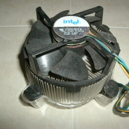 Кулеры и системы охлаждения - кулер , 0