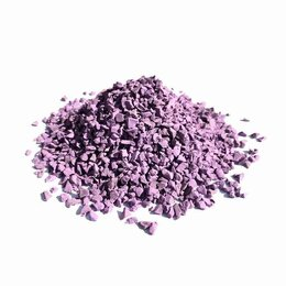 Садовые дорожки и покрытия - Фиолетовая EPDM крошка, 0