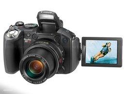 Фотоаппараты -  Canon PowerShot S5 IS, 0