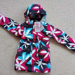 Куртки и пуховики - Куртка демисезонная Лилии, 0