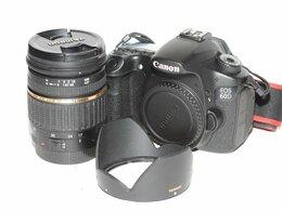 Фотоаппараты - Canon 60D kit 17-50 f/2,8, 0