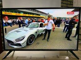 Телевизоры - Большой телевизор 100 см с DVB-T2/S (новый), 0