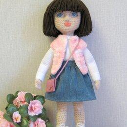 Куклы и пупсы - Вязаная кукла , 0