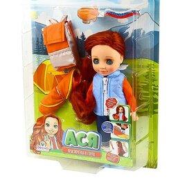 Куклы и пупсы - Кукла «Ася. Приключения в горах», 26 см Россия, 0