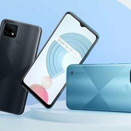 Мобильные телефоны - Новые Realme C21 3/32GB Глобальная версия, запечатаны, гарантия 1 год, 0