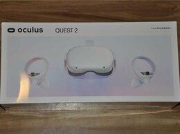 Очки виртуальной реальности - Oculus Quest 2 64gb (новый, запечатанный), 0