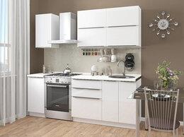 Мебель для кухни - Кухня белый пластик 1600, 0