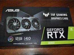 Видеокарты - Asus TUF Gaming GeForce RTX 3060 (новая), 0