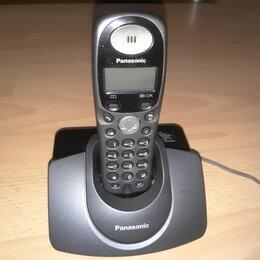 Проводные телефоны - Радиотелефон Panasonic kx-tg1105ru, 0