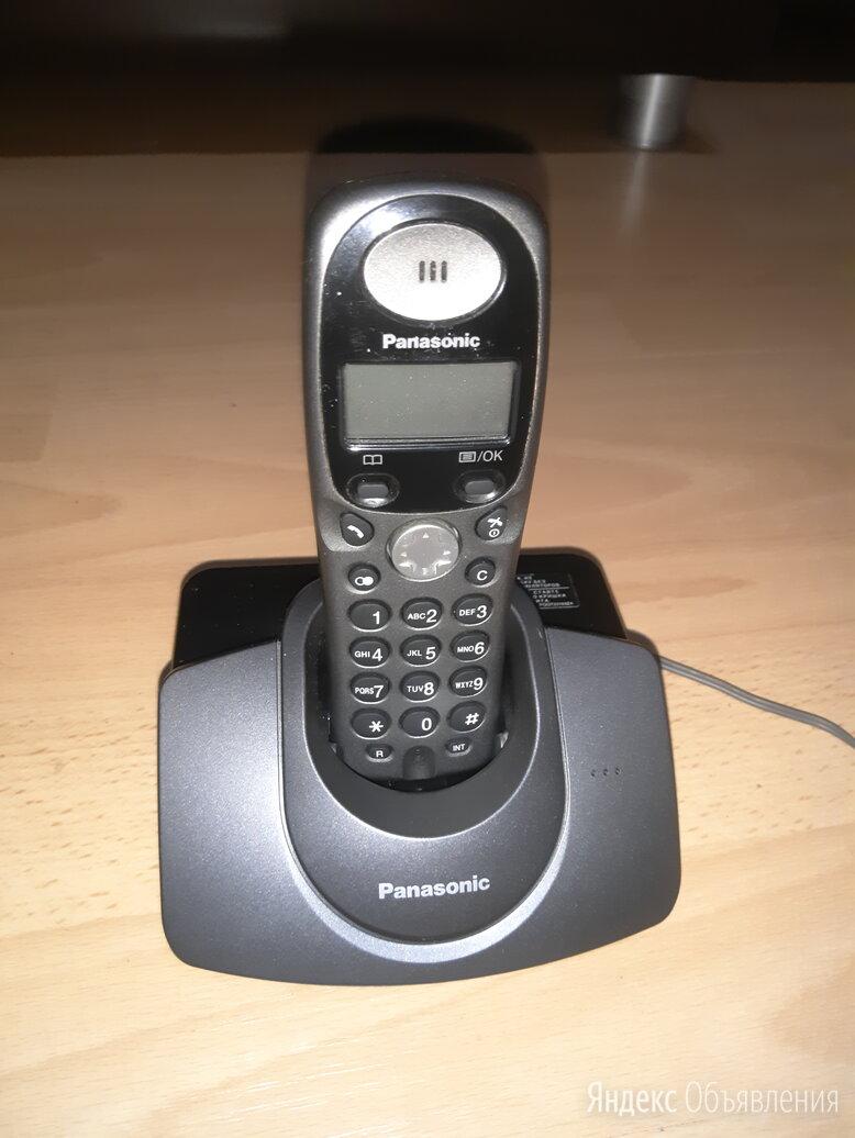 Радиотелефон Panasonic kx-tg1105ru по цене 300₽ - Проводные телефоны, фото 0