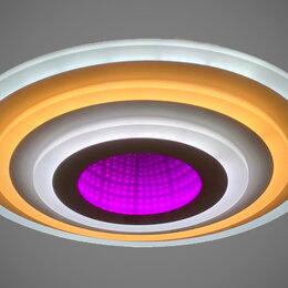 Люстры и потолочные светильники - Светильник LED потолочный 19708/500 140 W с ПДУ, 0