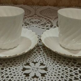 Кружки, блюдца и пары - Кофейные пары ЛФЗ, 0
