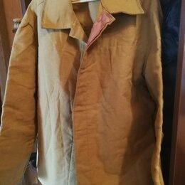 Одежда и аксессуары - Куртка брезентовая , 0