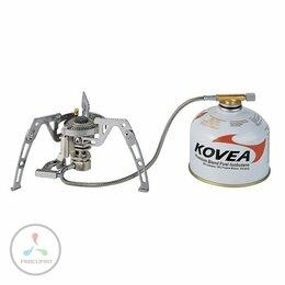 Туристические горелки и плитки - Горелка газовая Kovea KB-0211L Moonwalker Stove…, 0