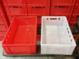 Расходные материалы - Ящик пластиковый 60/40 высота 20 см. Е2, 0