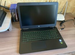 Ноутбуки - HP 15.6 i5-8300H 4ядра 8пот GTX1050 8Gb 1Tb, 0
