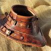 Кожаный горжет (шорно- седельная кожа толщиной 2,2мм) по цене 15000₽ - Карнавальные и театральные костюмы, фото 1