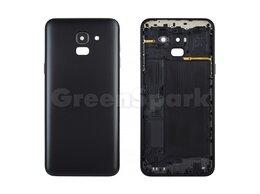 Корпусные детали - Задняя крышка для Samsung J600 Galaxy J6 (2018)…, 0