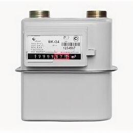 Счётчики газа - Газовый счетчик Elster BK G4 Правый 2021 г, 0