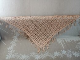 Шарфы и платки - Новый вязаный платок. Размер платка:…, 0