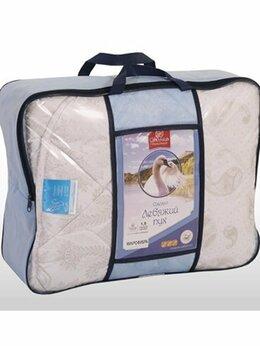 Одеяла -  Одеяло Лебяжий пух Евро 2,00*2,20 сп, 300 г/м2,…, 0