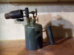Газовые горелки, паяльные лампы и паяльники - Паяльная лампа бензиновая , 0