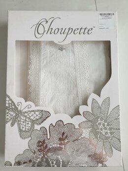 Рубашки и блузы - Крестильная рубашка Choupette новая, 0