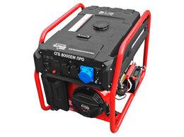 Электрогенераторы - Генератор бензиновый Elitech СГБ 8000EМ ПРО, 0