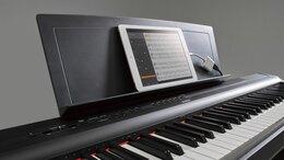 Клавишные инструменты - Yamaha P-125B Пианино Новое, 0