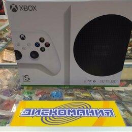 Игровые приставки - Xbox Series S, 0
