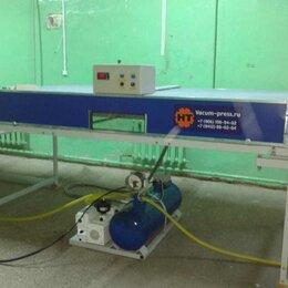 Прочие станки - Термовакуумный пресс ТВП-2500Д (с двумя рабочими столами), 0