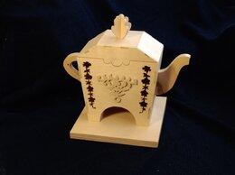 """Ёмкости для хранения - Домик для чайных пакетиков """"Чайничек"""", 0"""