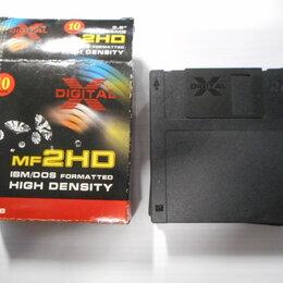 Диски - Дискета mf 2hd новые, 0