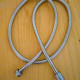Смесители - Шланг к душу металлизированный, для отечественного смесителя и лейки, 0