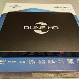 ТВ-приставки и медиаплееры - Dune HD Pro 4K II, 0