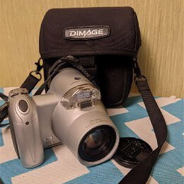 Фотоаппараты - Фотоаппарат Konica Minolta DiMAGE Z10, 0